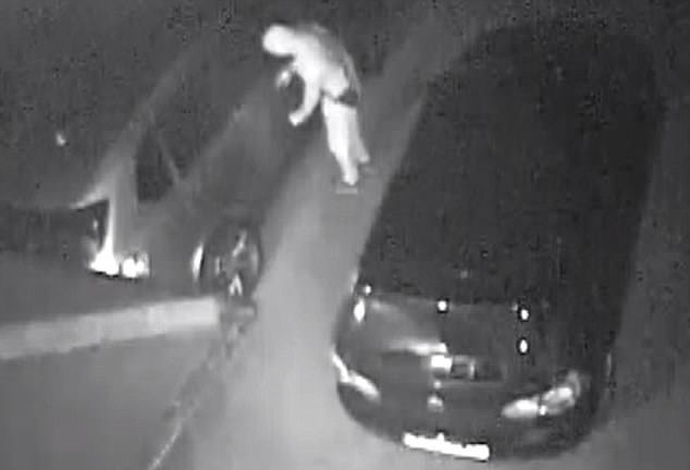 Video kẻ gian ăn trộm BMW X5 dễ như ăn kẹo khiến nhiều người ngỡ ngàng - Ảnh 3.