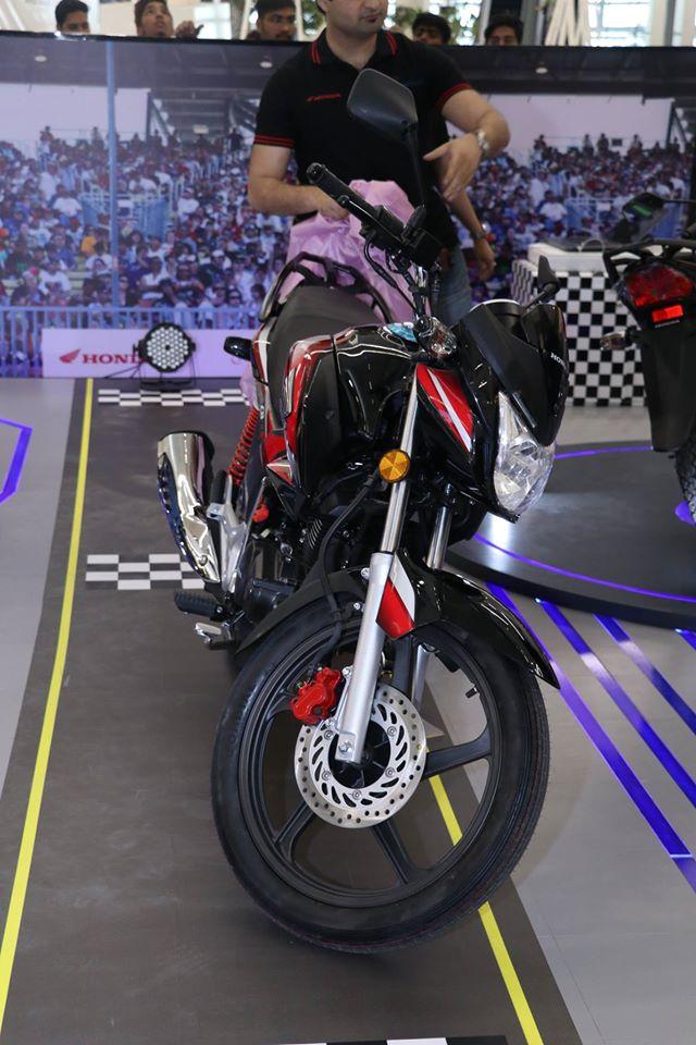 Xe côn tay siêu rẻ Honda CB150F trình làng, giá chỉ từ 34,4 triệu Đồng - Ảnh 5.