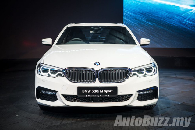 BMW 5-Series 2017 là một trong những mẫu xe an toàn nhất hiện nay - Ảnh 3.