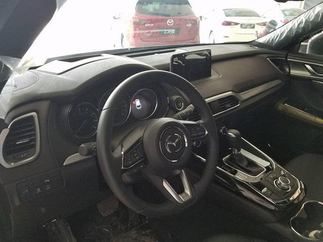 Crossover tiền tỷ Mazda CX-9 2017 đầu tiên ra biển trắng tại Việt Nam - Ảnh 4.