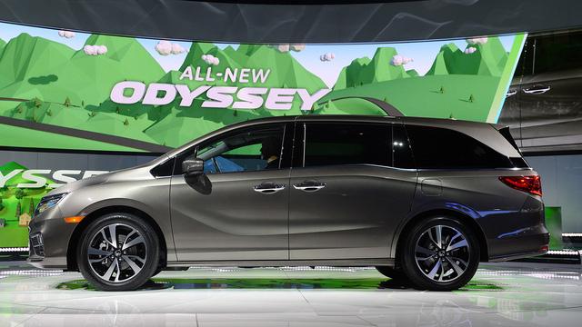 Xe gia đình lý tưởng Honda Odyssey 2018 đã xuất hiện tại các đại lý - Ảnh 4.