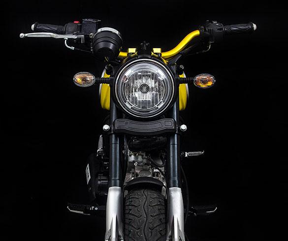 Lifan Hunter 125 nhái Ducati Scrambler ra mắt, giá từ 35,5 triệu Đồng - Ảnh 6.