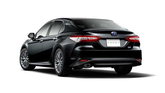 Bắt gặp Toyota Camry 2018 có thể về Việt Nam trên đường phố - Ảnh 7.