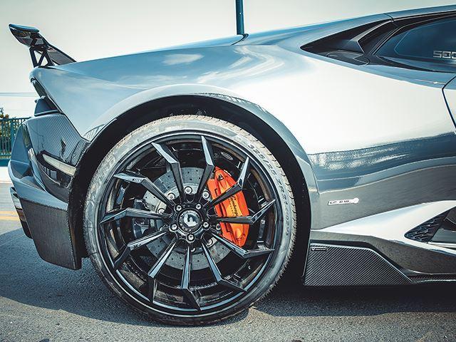 Lamborghini Huracan độ Novara Edizione độc nhất Việt Nam liên tục lên báo Tây - Ảnh 7.