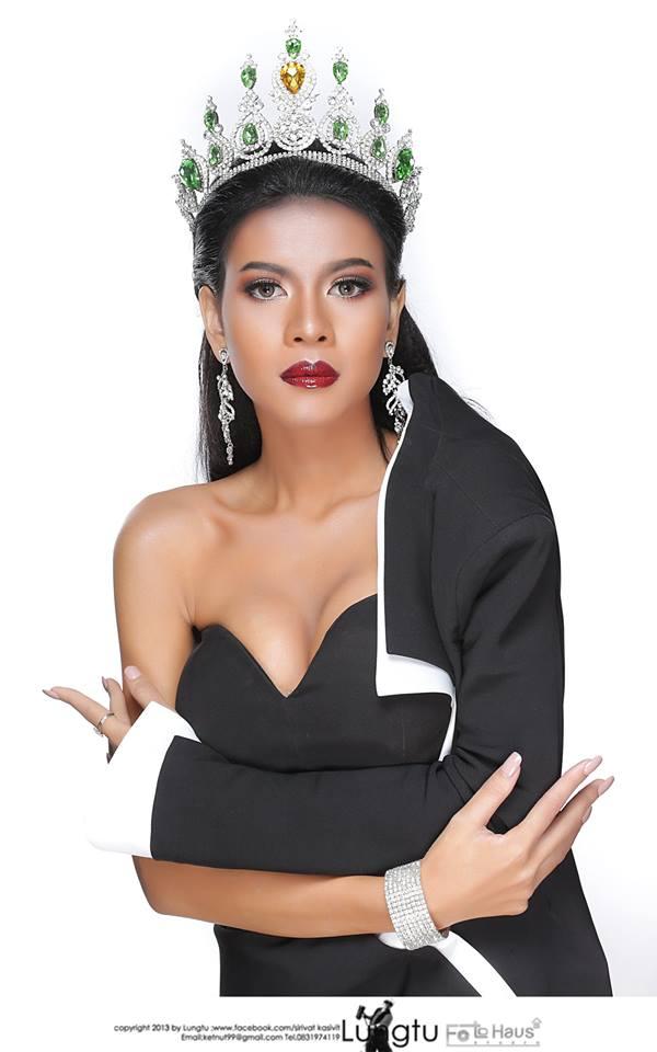 Hoa hậu Thái Lan tử vong vì tai nạn giao thông sau 4 ngày đăng quang - Ảnh 3.