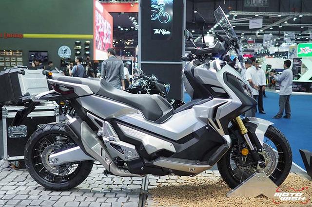 Xuất hiện hình ảnh được cho là của SUV việt dã 2 bánh Honda X-ADV tại Việt Nam - Ảnh 2.