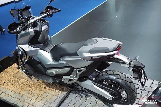 Xuất hiện hình ảnh được cho là của SUV việt dã 2 bánh Honda X-ADV tại Việt Nam - Ảnh 3.