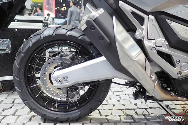 Xuất hiện hình ảnh được cho là của SUV việt dã 2 bánh Honda X-ADV tại Việt Nam - Ảnh 5.