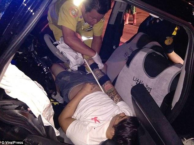Thái Lan: Nam giáo viên tử vong vì tai nạn giao thông khi đang làm chuyện ấy trong xe Suzuki Swift - Ảnh 5.