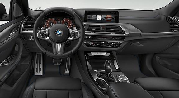 SUV hạng sang BMW X3 thế hệ mới lộ diện trước giờ ra mắt - Ảnh 5.