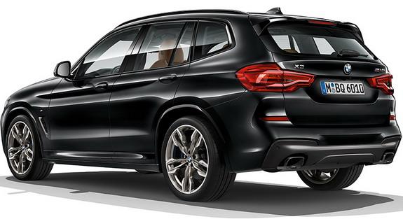 SUV hạng sang BMW X3 thế hệ mới lộ diện trước giờ ra mắt - Ảnh 6.