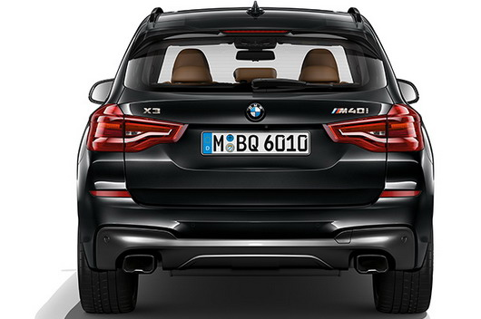 SUV hạng sang BMW X3 thế hệ mới lộ diện trước giờ ra mắt - Ảnh 8.