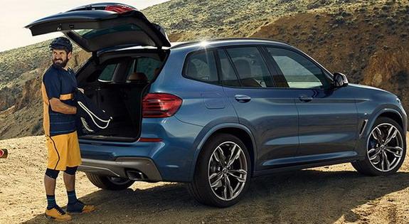 SUV hạng sang BMW X3 thế hệ mới lộ diện trước giờ ra mắt - Ảnh 10.