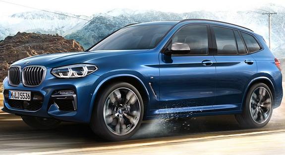SUV hạng sang BMW X3 thế hệ mới lộ diện trước giờ ra mắt - Ảnh 11.