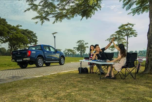 Theo chân diễn viên Minh Tiệp ngày cuối tuần với Nissan Navara Premium R - Ảnh 3.