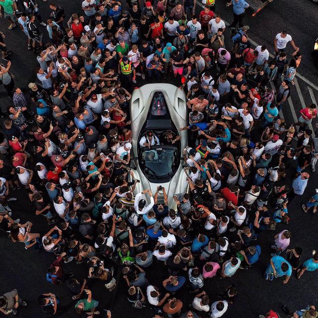 Những hình ảnh ấn tượng trong hành trình siêu xe Gumball 3000 2017 - Ảnh 17.
