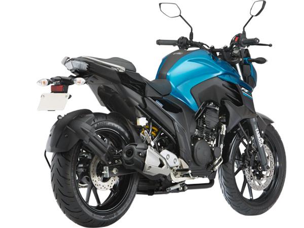 Xe côn tay giá mềm Yamaha FZ 25 bán chạy tại Ấn Độ - Ảnh 2.