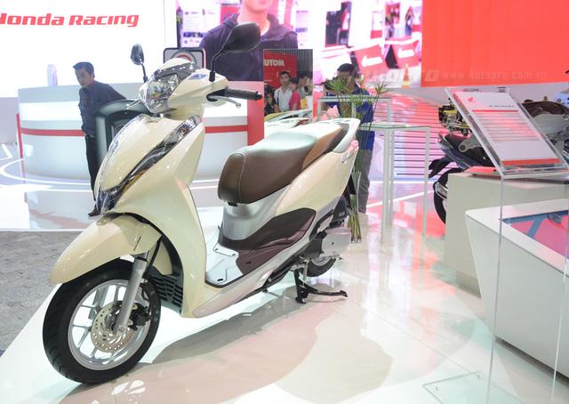 Xe ga Honda Lead 2017 được chốt giá 37,5 triệu Đồng tại Việt Nam - Ảnh 1.