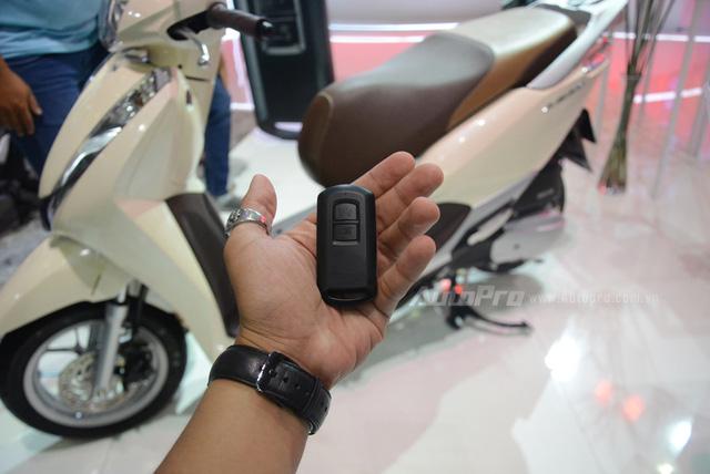 Xe tay ga Honda Lead 2017 ra mắt chốt giá bán tại Việt Nam