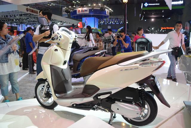 Xe ga Honda Lead 2017 được chốt giá 37,5 triệu Đồng tại Việt Nam - Ảnh 8.