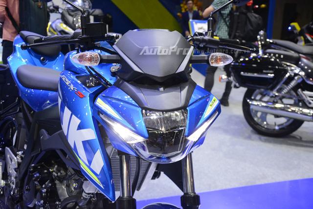Naked bike Suzuki GSX-S150 có giá từ 68,9 triệu Đồng tại Việt Nam, rẻ hơn nhiều so với Yamaha TFX150 - Ảnh 4.