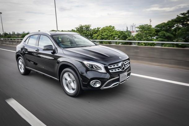 Mercedes-Benz GLA 2018 trình làng tại Thái Lan trước khi về Việt Nam vào tháng sau - Ảnh 2.
