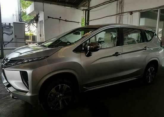 Cận cảnh Mitsubishi Xpander mới từ trong ra ngoài trước giờ ra mắt Đông Nam Á - Ảnh 4.