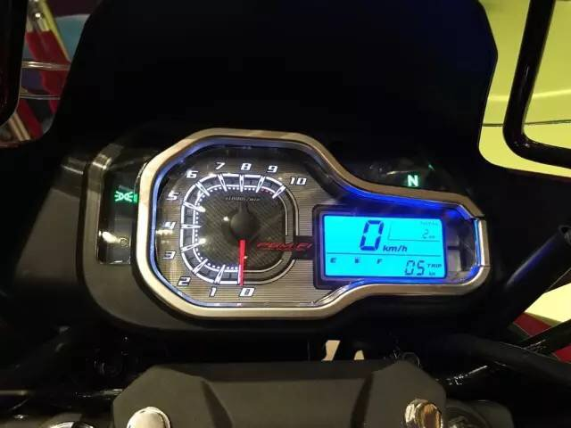 Honda CB190X Adventure - Xe đường trường cho người mới chơi mô tô - Ảnh 9.