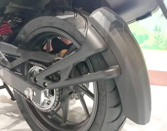Honda CB190X Adventure - Xe đường trường cho người mới chơi mô tô - Ảnh 14.