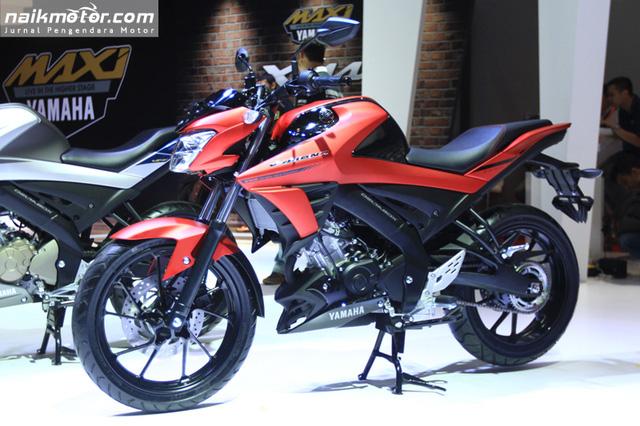 Xe côn tay Yamaha V-Ixion R 2017 bắt đầu được bày bán với giá từ 49 triệu Đồng - Ảnh 1.