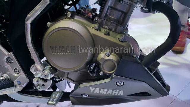 Xe côn tay Yamaha V-Ixion R 2017 bắt đầu được bày bán với giá từ 49 triệu Đồng - Ảnh 2.