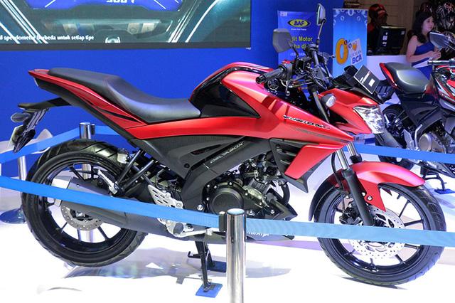 Xe côn tay Yamaha V-Ixion R 2017 bắt đầu được bày bán với giá từ 49 triệu Đồng - Ảnh 4.