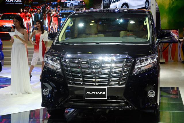 """Toyota bắt đầu nhận đơn đặt hàng dành cho """"chuyên cơ mặt đất"""" Alphard tại Việt Nam ảnh 2"""
