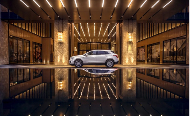 SUV hạng sang Cadillac XT5 có thêm phiên bản tiết kiệm xăng, giá từ 1,86 tỷ Đồng - Ảnh 3.