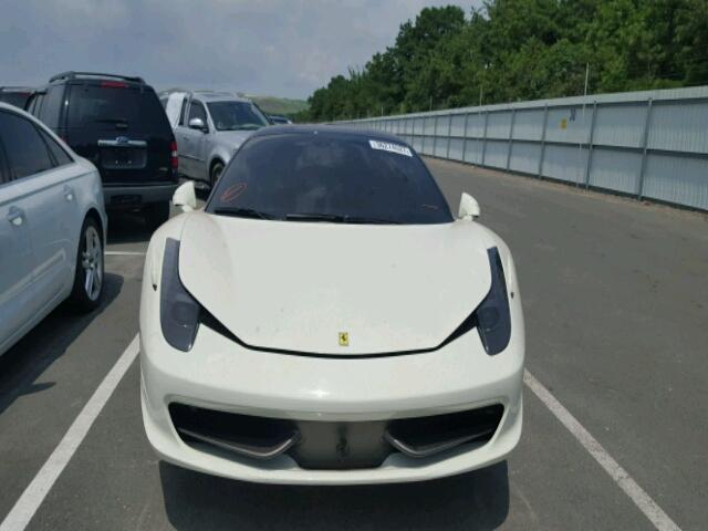 Siêu xe Ferrari 458 Italia ngập nước vẫn được trả giá cao - Ảnh 4.