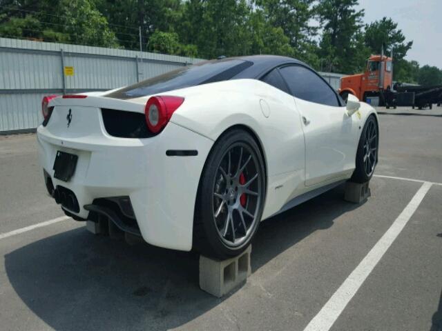 Siêu xe Ferrari 458 Italia ngập nước vẫn được trả giá cao - Ảnh 8.