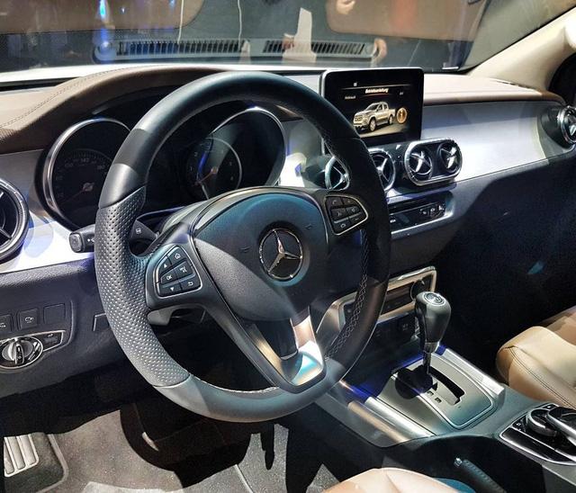 Mercedes-Benz mở bán SUV hạng sang X-Class tại triển lãm Frankfurt 2017 - Ảnh 3.