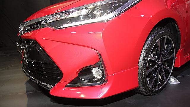 Diện kiến Toyota Corolla Altis 2017 với thiết kế khác xe mới ra mắt Việt Nam - Ảnh 6.