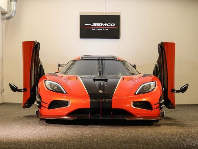 Siêu xe hàng thửa Koenigsegg Agera One of 1 tìm chồng đại gia - Ảnh 2.