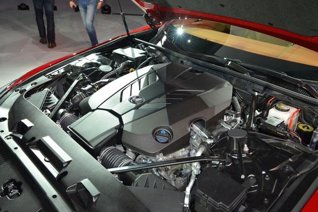 Xe thể thao hạng sang Lexus LC500 2018 rục rịch cập bến Việt Nam - Ảnh 7.