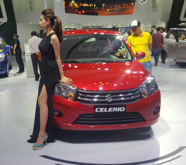 Diện kiến Suzuki Celerio 2017 có giá khởi điểm chưa đến 150 triệu Đồng - Ảnh 2.
