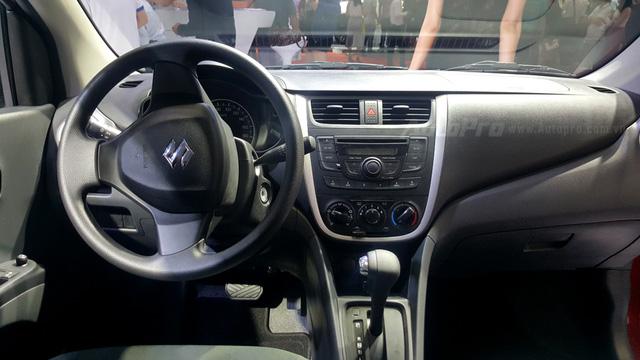 Diện kiến Suzuki Celerio 2017 có giá khởi điểm chưa đến 150 triệu Đồng - Ảnh 7.