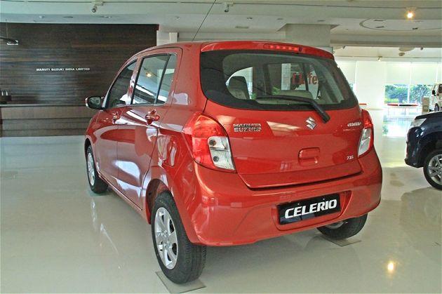 Ô tô 150 triệu Đồng Suzuki Celerio 2018 xuất hiện tại đại lý - Ảnh 2.