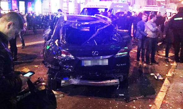 Con gái triệu phú Ukraine lái xe Lexus vượt đèn đỏ, gây tai nạn liên hoàn khiến 6 người tử vong - Ảnh 6.