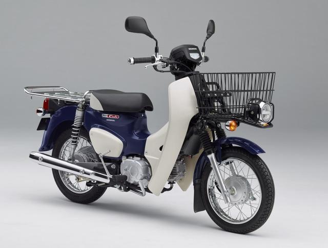 Không hổ danh là xe máy bán chạy nhất mọi thời đại, Honda Super Cub đạt mốc 100 triệu chiếc xuất xưởng - Ảnh 4.