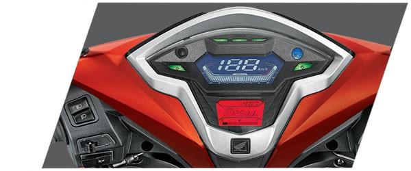 Xe ga 125 phân khối hoàn toàn mới của Honda chính thức được vén màn với giá mềm - Ảnh 4.