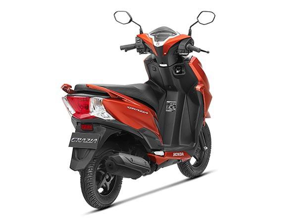 Xe ga 125 phân khối hoàn toàn mới của Honda chính thức được vén màn với giá mềm - Ảnh 5.