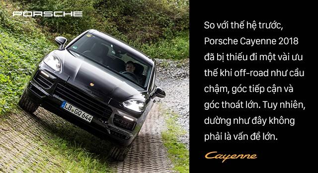 Mổ xẻ Porsche Cayenne 2018: Đột phá công nghệ trong từng tiểu tiết - Ảnh 12.