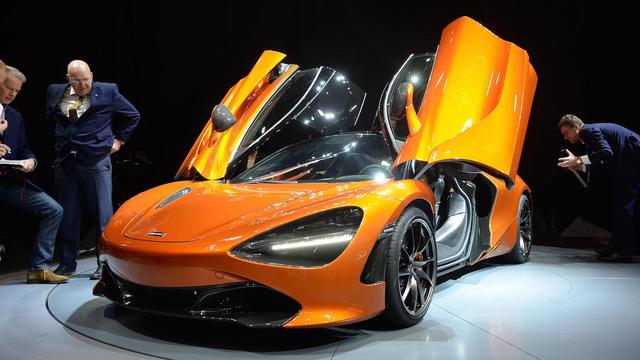 Đây là vụ tai nạn hiếm hoi của siêu xe McLaren 720S - Ảnh 4.
