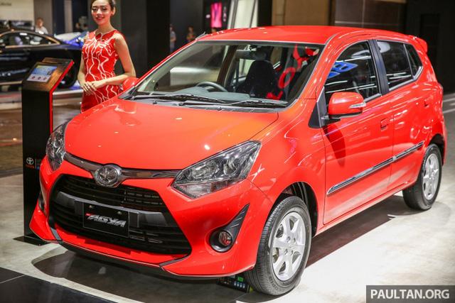 Làm quen với Toyota Wigo 2017 - đối thủ của Kia Morning - sắp về Việt Nam - Ảnh 3.